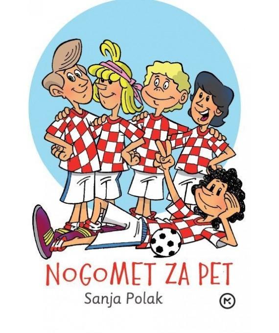 NOGOMET ZA PET