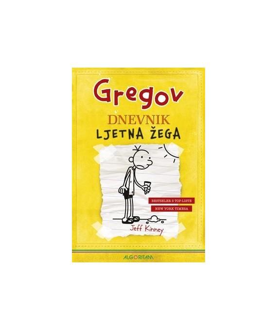 Gregov dnevnik - Ljetna žega