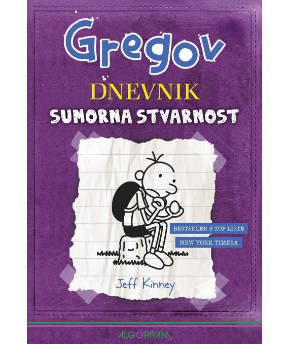 Gregov dnevnik 5: sumorna stvarnost