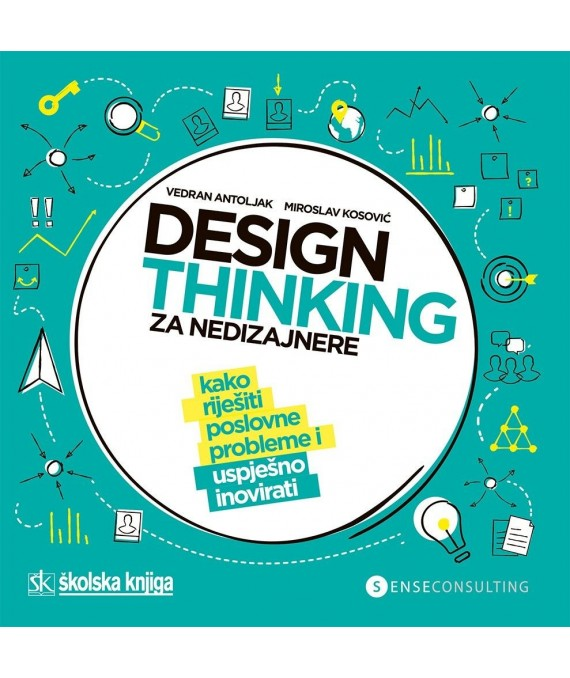 Design thinking za nedizajnere