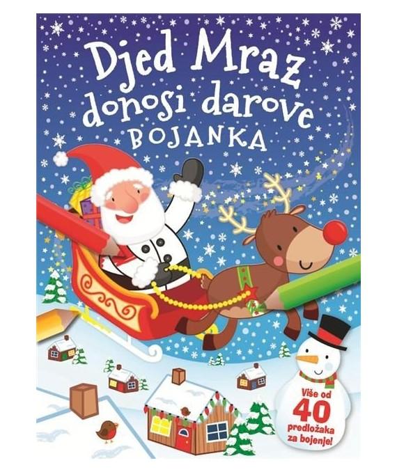Djed Mraz donosi darove