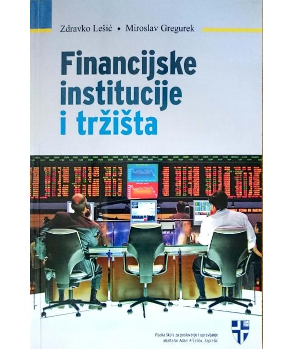 Financijske institucije i tržišta