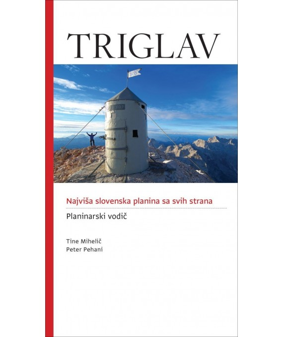 Triglav - planinarski vodič