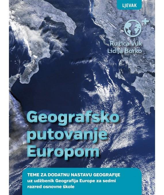 Geografsko putovanje Europom 7