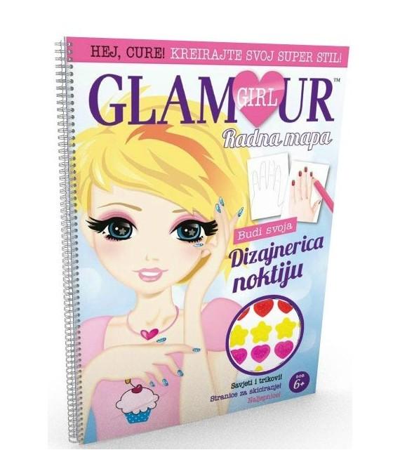 Glamour girl - Budi svoja dizajnerica noktiju