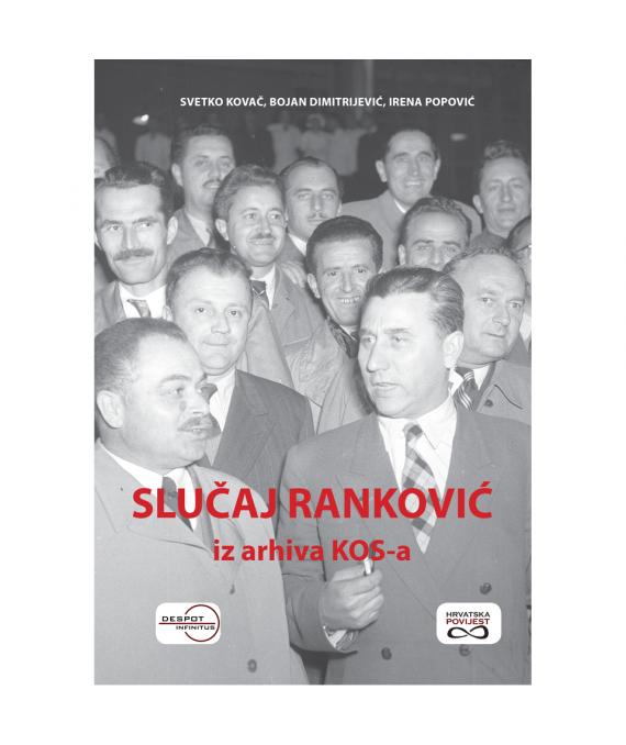 Slučaj Ranković: iz arhiva KOS-a