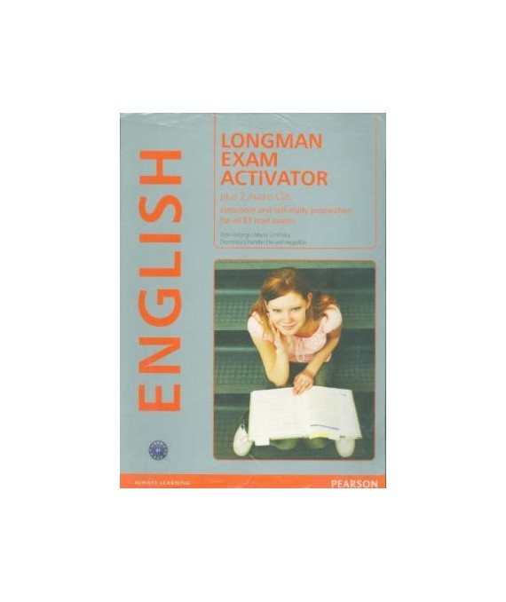 Longman Exam Activator plus 2 Audio CDs
