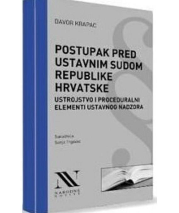 Postupak pred Ustavnim sudom Republike Hrvatske