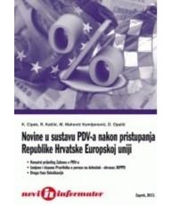 Novine u sustavu PDV-a nakon pristupanja Republike Hrvatske Europskoj uniji