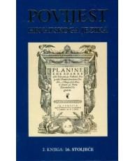 Povijest hrvatskoga jezika, 16. stoljeće