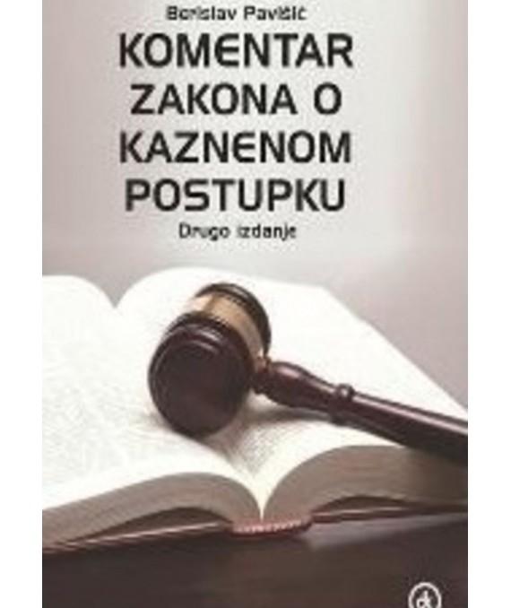 Komentar zakona o kaznenom postupku