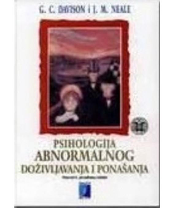 Psihologija abnormalnog doživljavanja i ponašanja