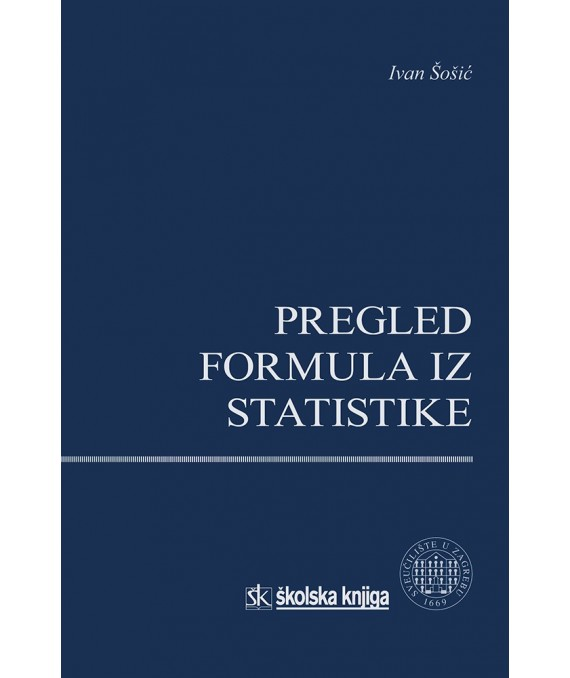 Pregled formula iz statistike