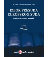 Izbor presuda Europskog suda