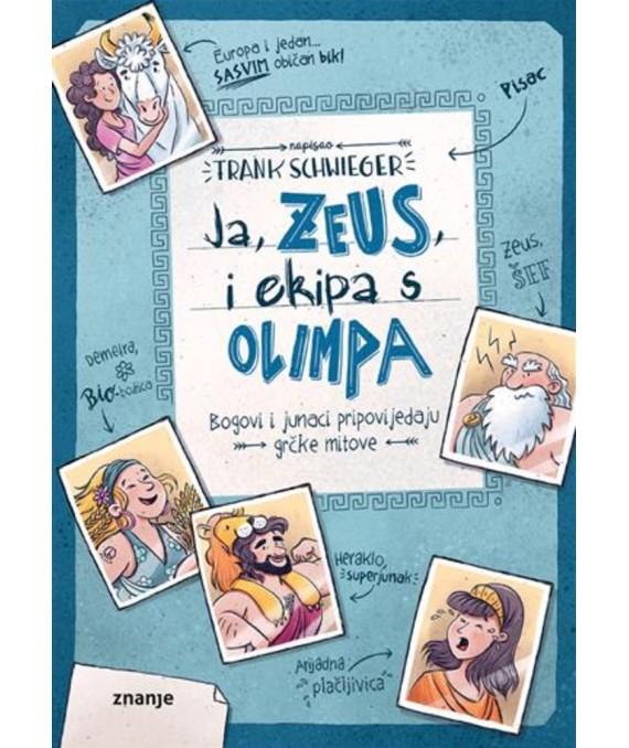 Ja, Zeus i ekipa s Olimpa