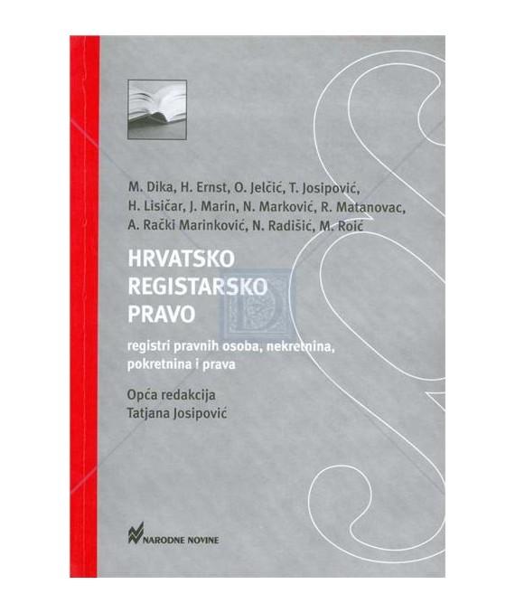 Hrvatsko registarsko pravo