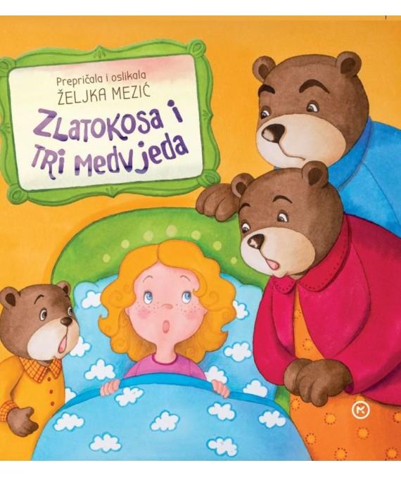 Zlatokosa i tri medvjeda