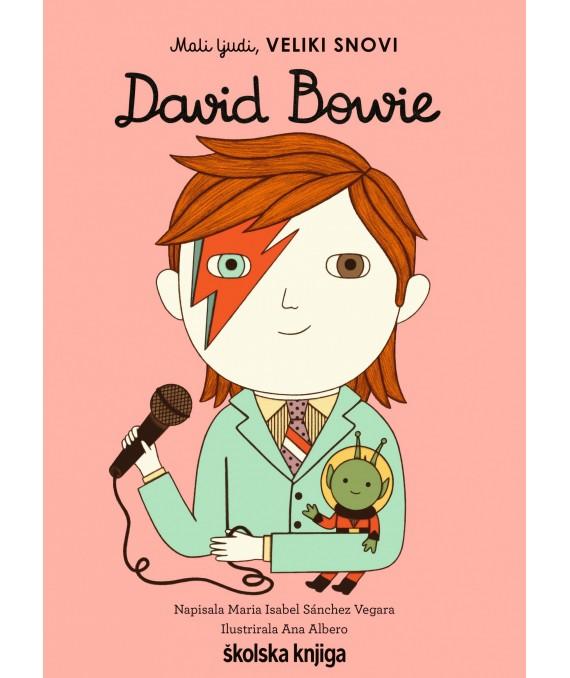 Mali ljudi, veliki snovi: David Bowie