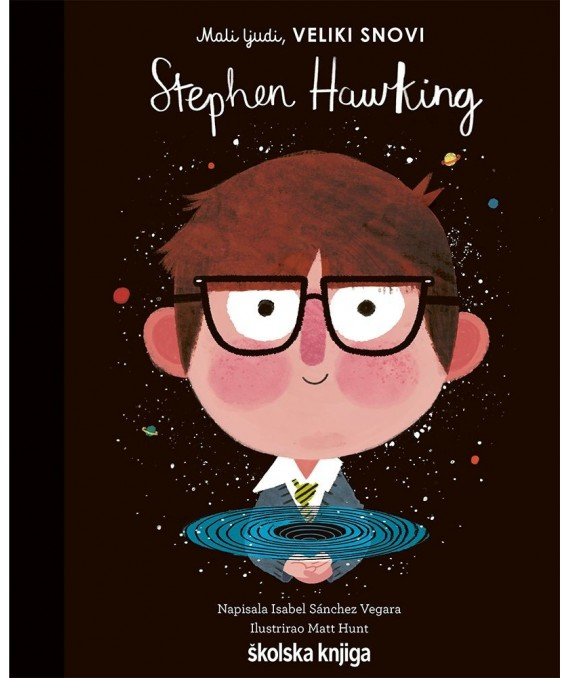 Mali ljudi, veliki snovi: Stephen Hawking