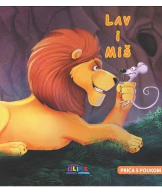 Lav i miš