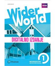 Wider World 1 - Digitalna radna bilježnica
