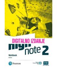 High Note 2 - Digitalna radna bilježnica