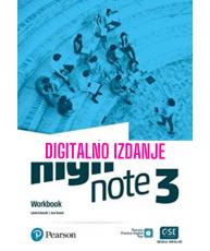 High Note 3 - Digitalna radna bilježnica