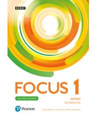 Focus 1 - Second Edition - Workbook