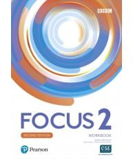 Focus 2 - Second Edition - Workbook
