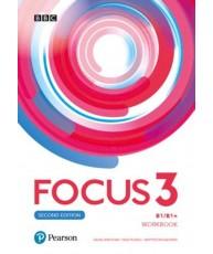 Focus 3 - Second Edition - Workbook