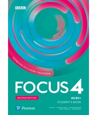Focus 4 - Second Edition - Student's Book
