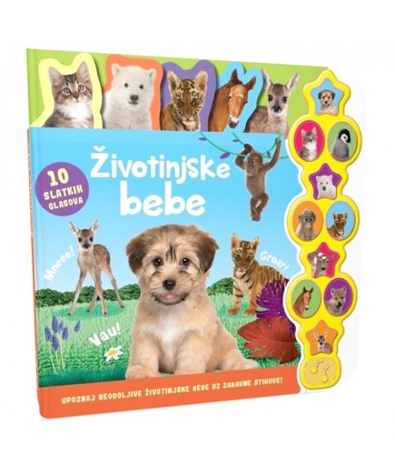 10 slatkih glasova - Životinjske bebe