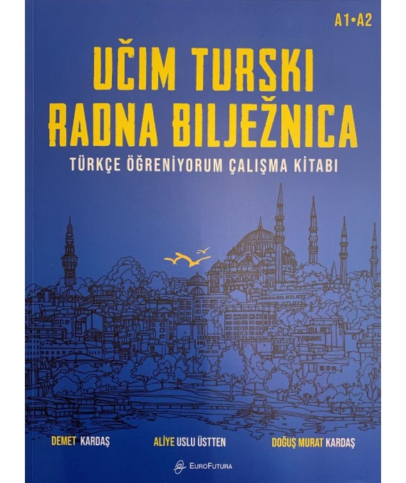 Učim turski - radna bilježnica