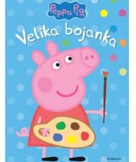 Peppa Pig: Velika bojanka