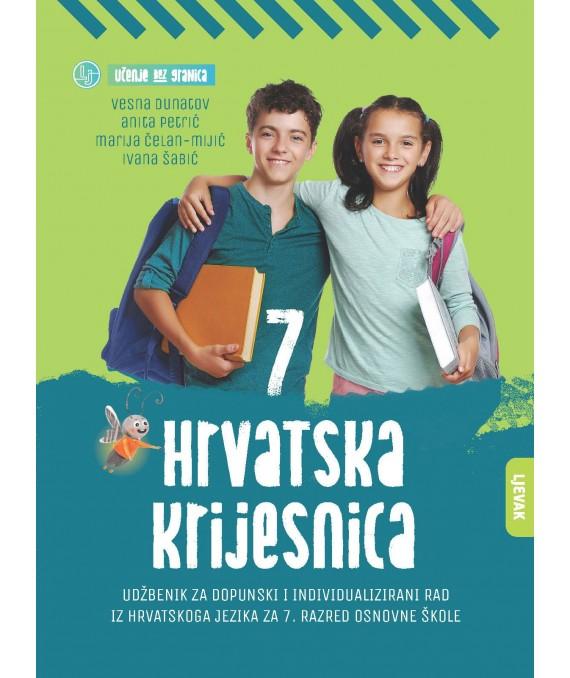 Hrvatska krijesnica 7 - Udžbenik za dopunski rad