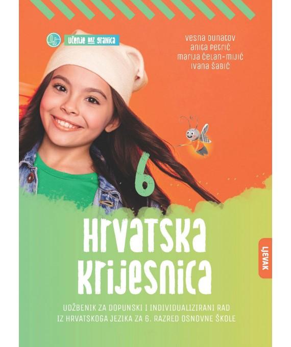 Hrvatska krijesnica 6 - Udžbenik za dopunski i individualizirani rad