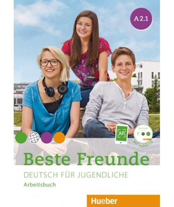 Beste Freunde A 2.1 - Arbeitsbuch