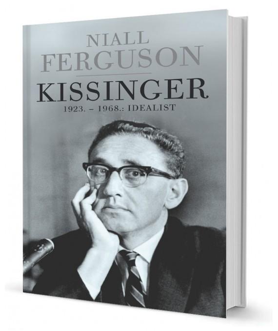 Kissinger 1923. - 1968.: Idealist