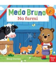 Medo Bruno na farmi