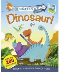 Dinosauri - kreativne aktivnosti