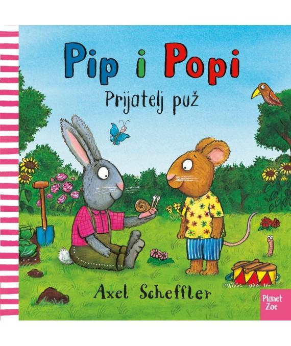 Pip i Popi - Prijatelj puž