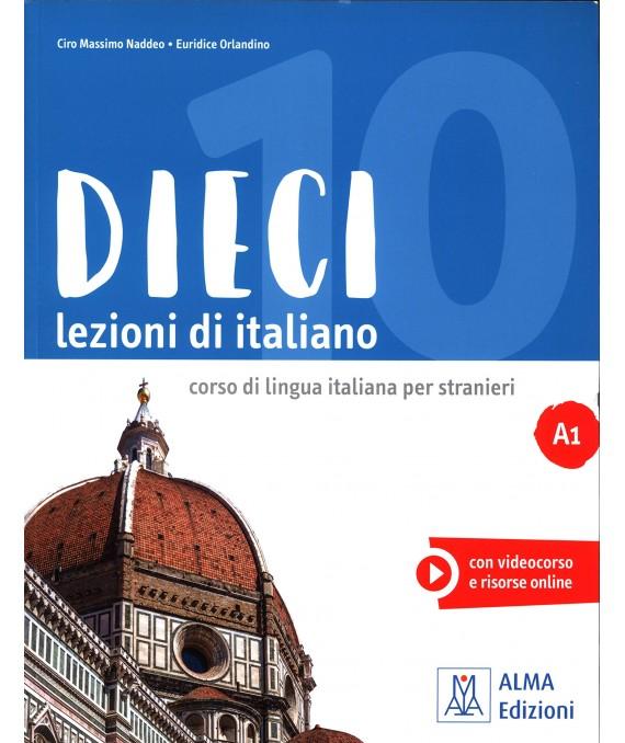 Dieci - lezioni di italiano A1