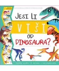 Jesi li viši od dinosaura ?