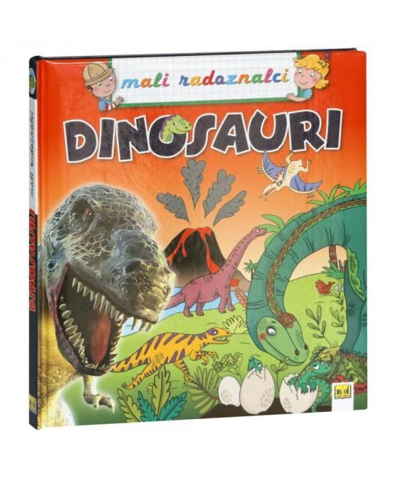 Mali radoznalci - Dinosauri