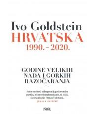 Hrvatska 1990. - 2020.
