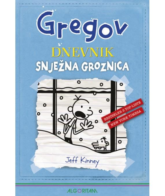 Gregov dnevnik - Snježna groznica