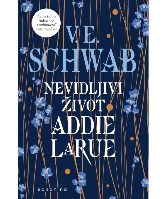 Nevidljivi život Addie LaRue