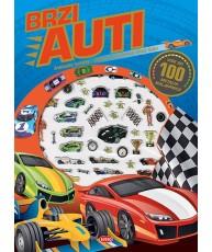 Brzi auti - Zabavne vježbe i dodatci za učenje kroz igru