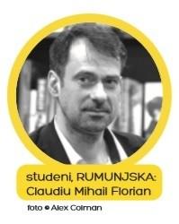 Razgovor s autorom: Claudiu Mihail Florian