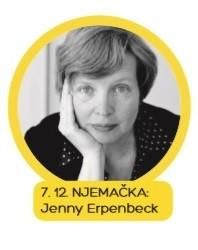Razgovor s autorom: Jenny Erpenbeck
